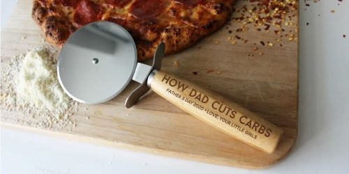 Personalized Father's Day Pizza Cutter as Low as $15.48 Shipped