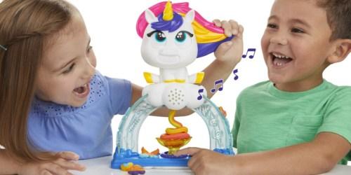 Play-Doh Tootie Unicorn Ice Cream Set Only $8.97 (Regularly $20)