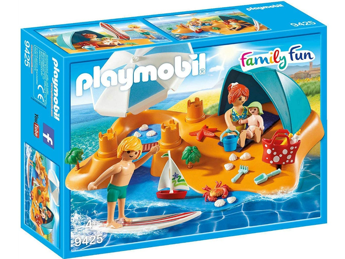 Playmobile playset in package