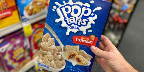 Kellogg's Pop-Tarts Cereal Just $1.29 at CVS (Regularly $5.29)