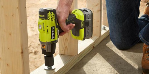 Ryobi Cordless 3-Speed Wrench Kit Just $109 Shipped on HomeDepot.com (Regularly $307)