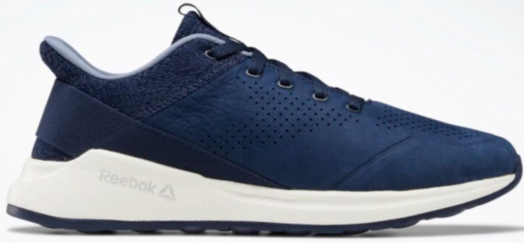 Reebok Men's Navy DMX Running Shoes