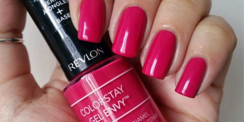 Revlon ColorStay Nail Polishes Only $1.93 Shipped on Amazon