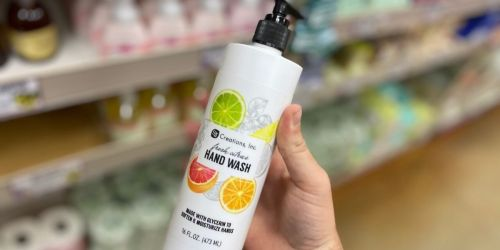 Stock up on Trader Joe's Fresh Citrus Hand Wash