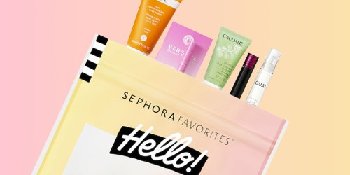 Sephora Favorites Limited-Edition Sets Starting at ONLY $10 Shipped (+ Free Bonus Samples!)