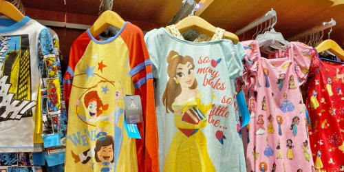 HOT Deals on Disney Sleepwear, Backpacks & More + Free Shipping
