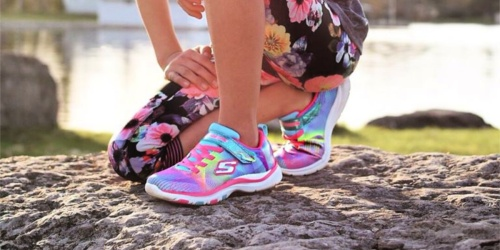 Skechers Kids Shoes from $19.99 Shipped (Regularly $30+) & FREE Art Kit