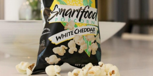 Smartfood Popcorn 40-Count Variety Pack Only $9 Shipped on Amazon (Just 23¢ Per Bag)
