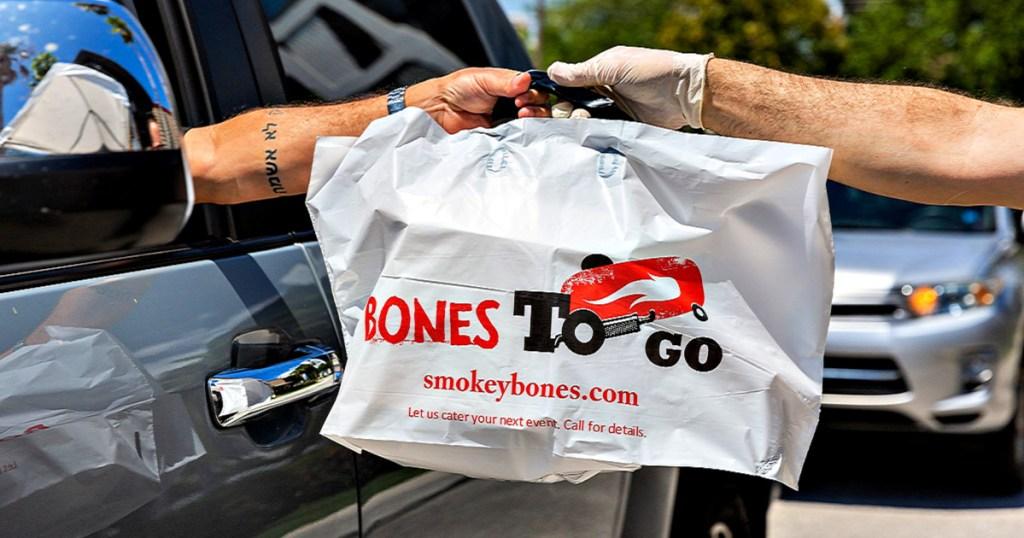 Smokey Bones BBQ at Home Basics Packs