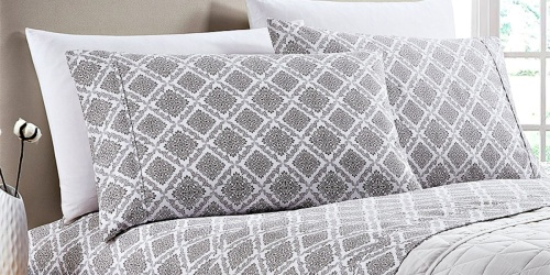 Microfiber Sheet Sets Only $13.99 on Zulily | ALL Sizes Included