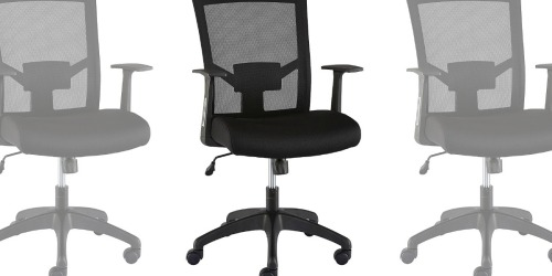 Staples Mesh Back Task Chair Only $74.99 Shipped (Regularly $120)