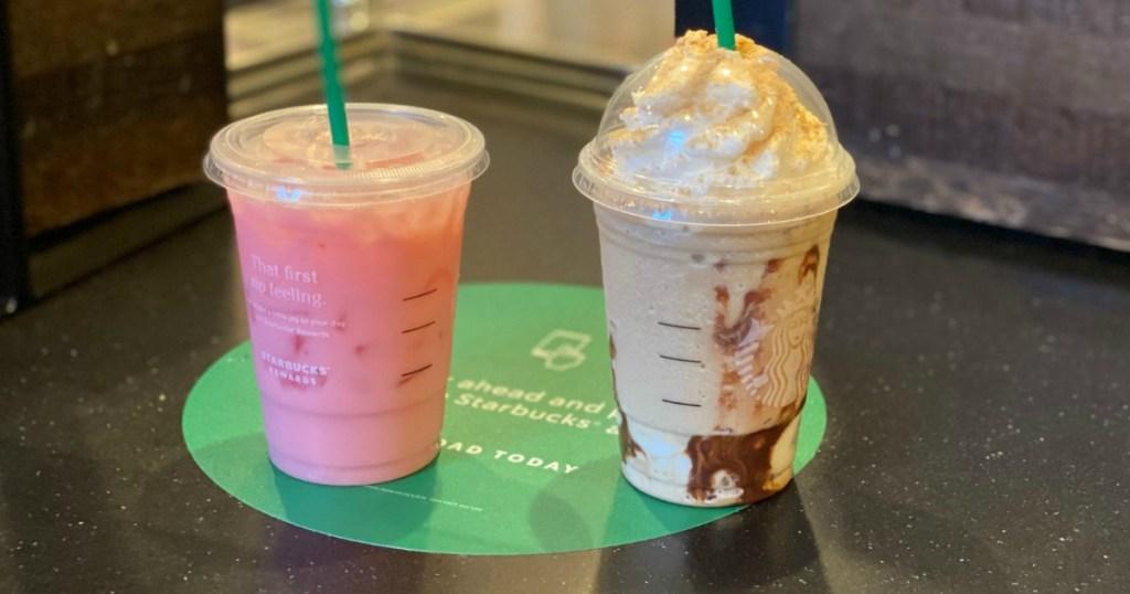 Starbucks new summer drinks