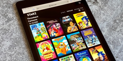 Watch Unlimited HD Streaming on STARZ for Just $8.99 Per Month | Movies, Shows, & Series