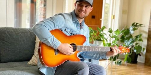 Free Fender Guitar Tuner App on Apple or Google Play Store