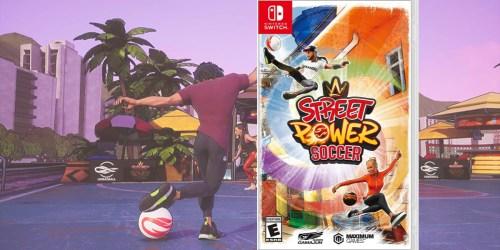 Street Power Soccer Game Only $29.99 on BestBuy.com (Regularly $50) | Pre-Order Now