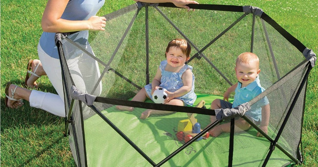 Summer Portable Crib