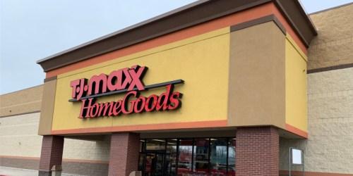 TJ Maxx Stores Requiring Face Masks Starting July 30th | HomeGoods, Sierra, Marshalls & Home Sense