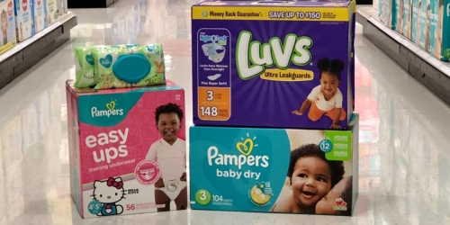 FREE $10 Target Gift Card With $50 Baby Purchase (Select Customers)