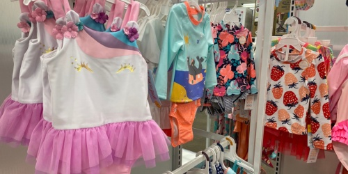 Get the Whole Family Ready for Summer with Target's BOGO Swimwear Sale