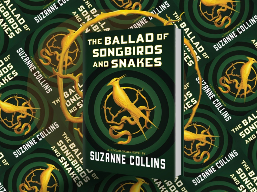 The Ballad of Songbirds and Snakes (A Hunger Games Novel) Only ...