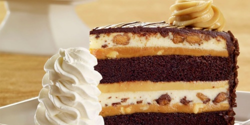 FREE Cheesecake Slice w/ $30 Online Order at The Cheesecake Factory | Starts June 1st