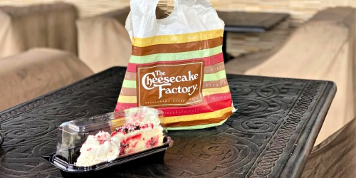 $10 Off $40+ The Cheesecake Factory Pickup or Delivery Order