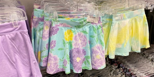 The Children's Place Apparel from $1.99 Shipped | Skorts, Shorts & More