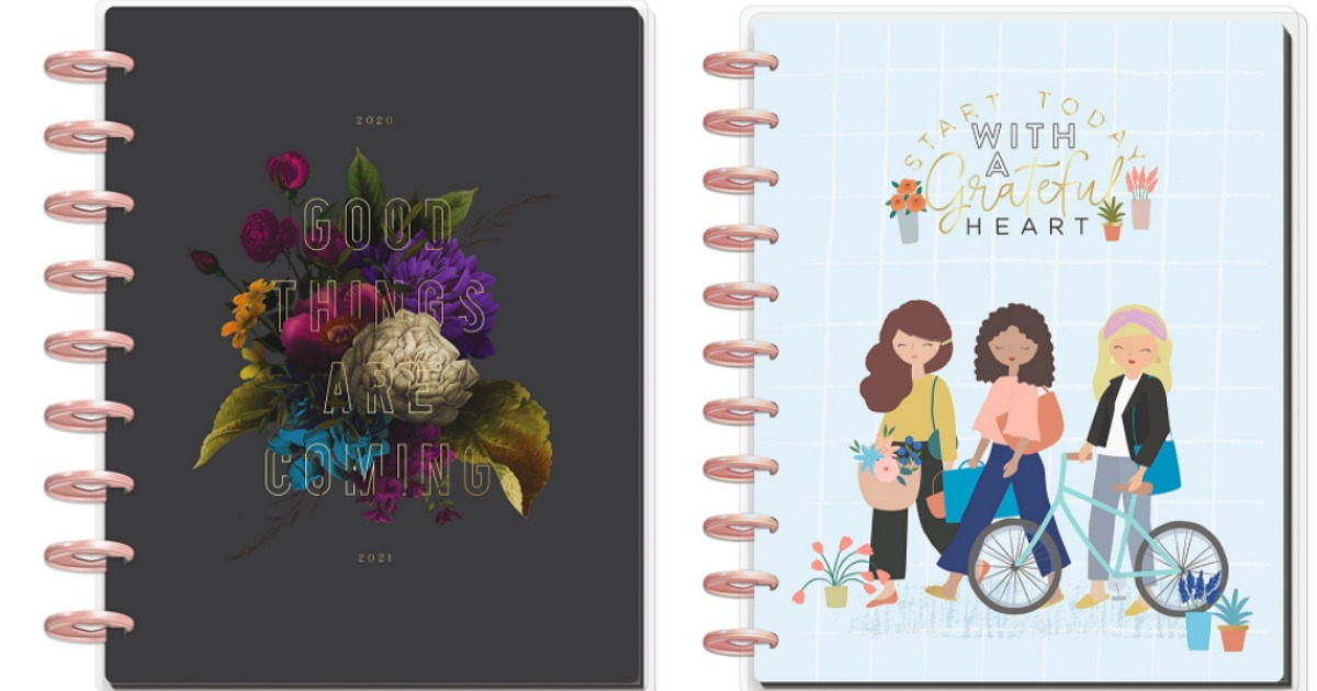 two The Happy Planner planners