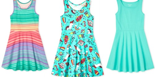 The Children's Place Dresses & Rompers as Low as $3 Shipped (Regularly $17)