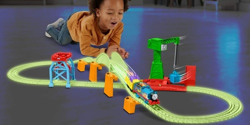 Thomas & Friends TrackMaster Glow Set Only $29.99 After Target Gift Card (Regularly $35)