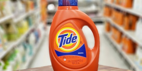 $5 Off 2 Household Items on Amazon   Save on Tide, Gain & More
