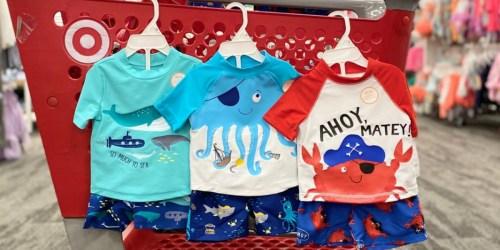 Buy 1, Get 1 Free Baby & Kids Swimwear on Target.com