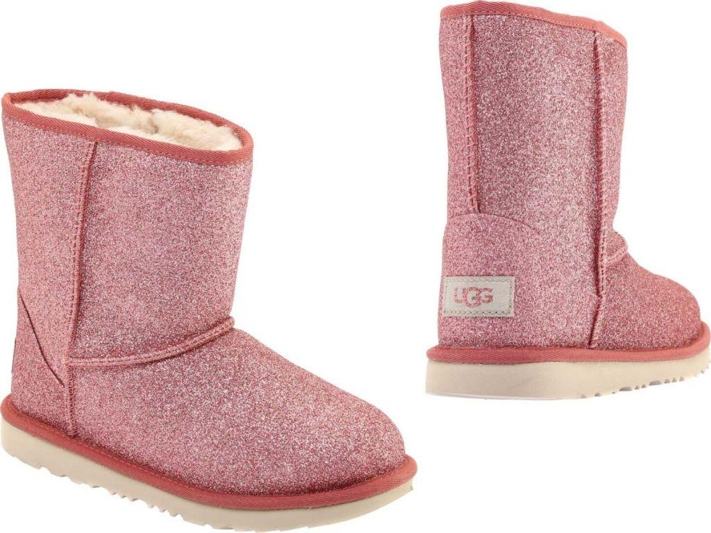 Ugg Girls Glitter Boots