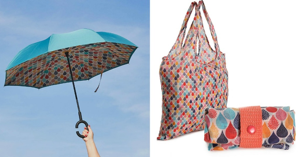 Umbrella and Bag from DSW