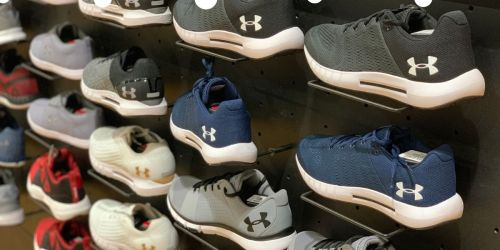 Under Armour Sneakers from $32.50 Shipped (Regularly $65)