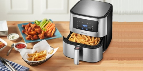 Insignia Air Fryers as Low as $39.99 Shipped on Best Buy (Regularly $100)