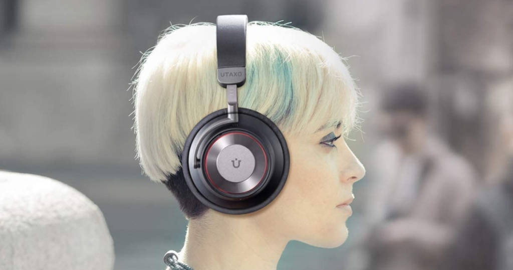 Wireless Noise Cancelling Bluetooth Headphones W Mic Only 29 99 Shipped On Amazon Hip2save