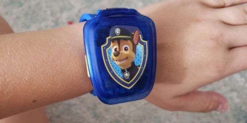 VTech Paw Patrol Learning Watch Just $8.99 on Amazon (Regularly $15)
