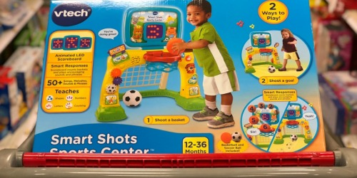 Buy One, Get One 50% Off Select Toys on Target.com | Save on VTech, Barbie & More