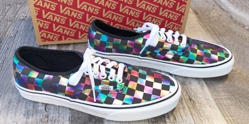 Vans Shoes for the Family from $24.99 Shipped (Regularly up to $65)