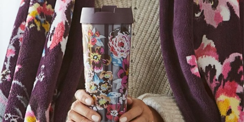 50% Off Vera Bradley + FREE Shipping | Totes, Blankets, Bags & More