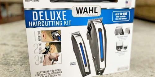 Wahl Deluxe Haircut & Trimmer Kit Just $39.99 Shipped on Costco.com
