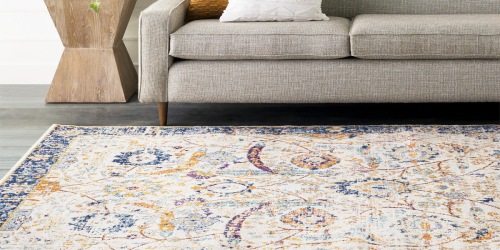 Up to 80% Off Large Area Rugs on Wayfair