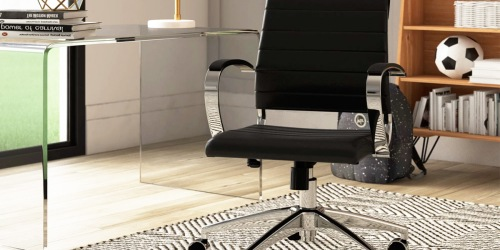 Up to 60% Off Office Chairs on Wayfair + Free Shipping