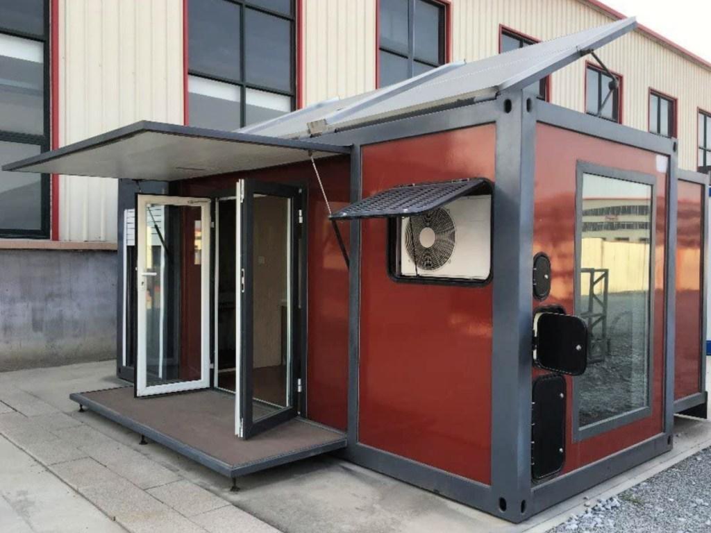 Weizhengheng Expandable Modular Container House