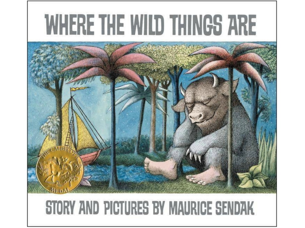 Where the Wild Things Are Storybook