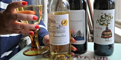 SIX Bottles of Wine ONLY $39.95 Delivered (Just $6.65 Per Bottle!)