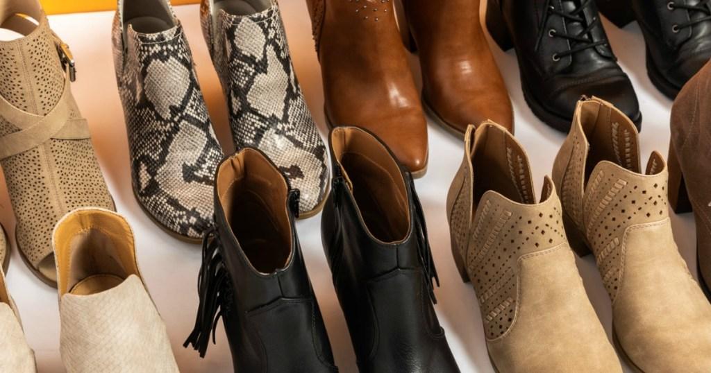 Women's Boots at Francescas