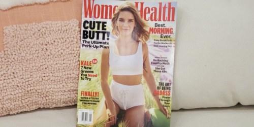 FREE Magazine Subscriptions | Women's Health, Parents, & More