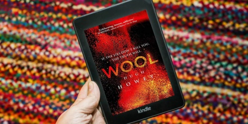 Wool by Hugh Howey eBook Only $2.99 (Regularly $16)